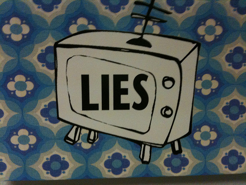 lies photo
