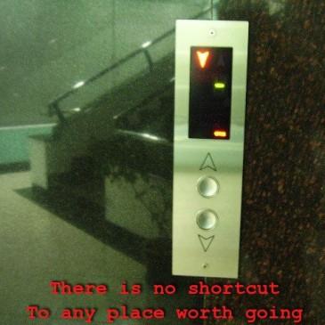 No Shortcuts to Healing