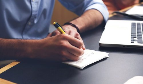 Link – How to Use Writing to Ease Your Depression
