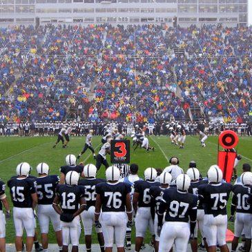 Penn State Still Struggling with Sandusky Story